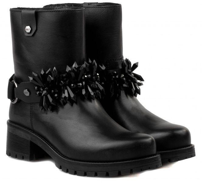 Сапоги для женщин Cult CLE102670-black брендовая обувь, 2017