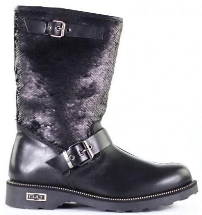 Сапоги женские Cult CLE102619-black размеры обуви, 2017