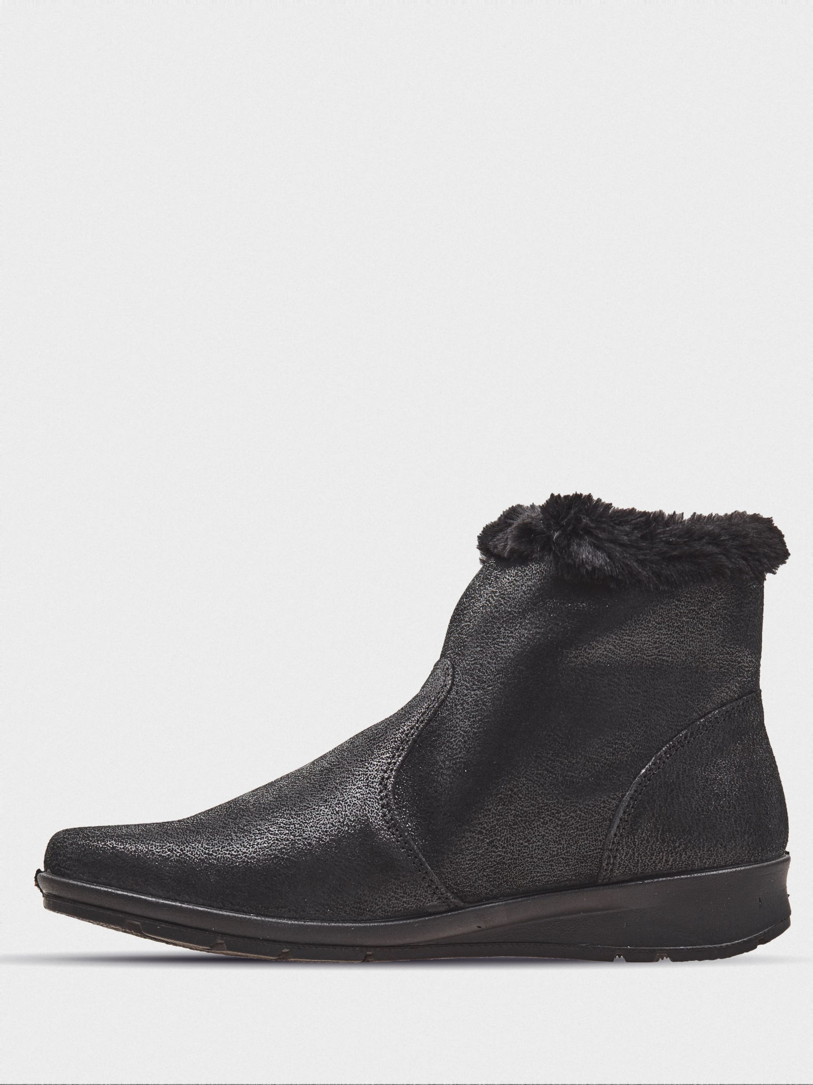 Ботинки для женщин IMAC YQ154 примерка, 2017