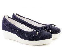 Синие женские Туфли , 2017