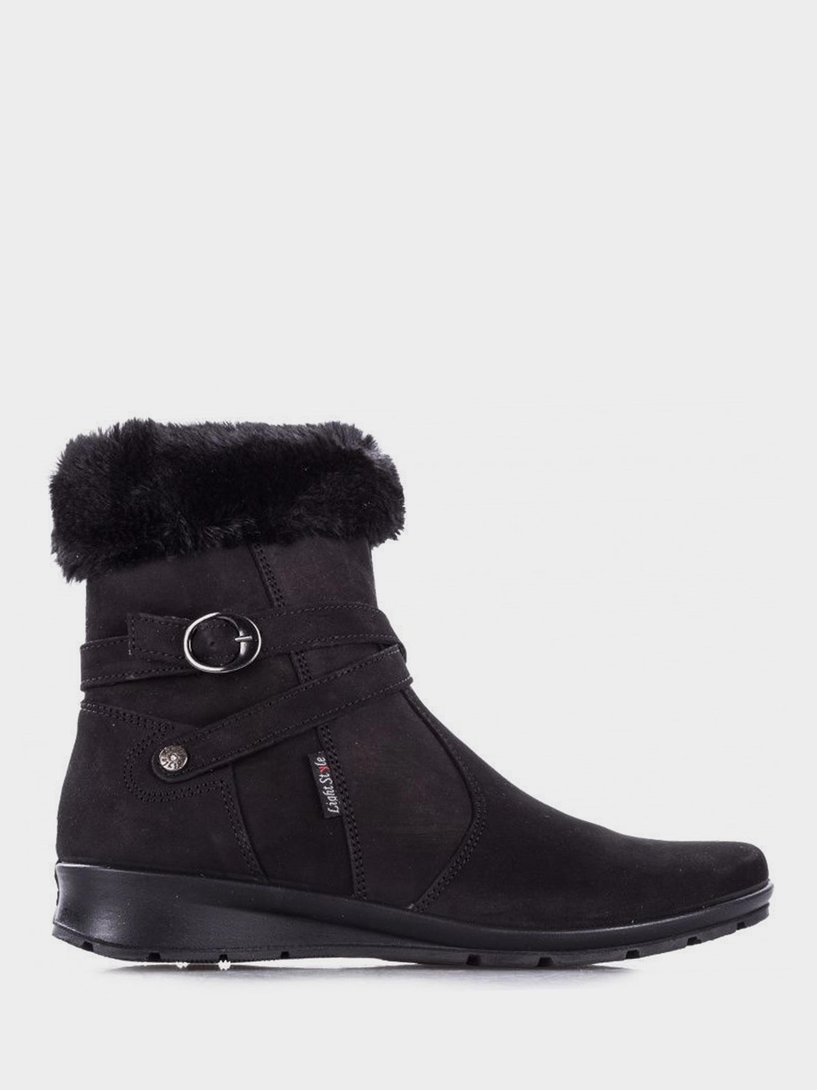 Купить Ботинки женские IMAC KRISTAL YQ96, Черный