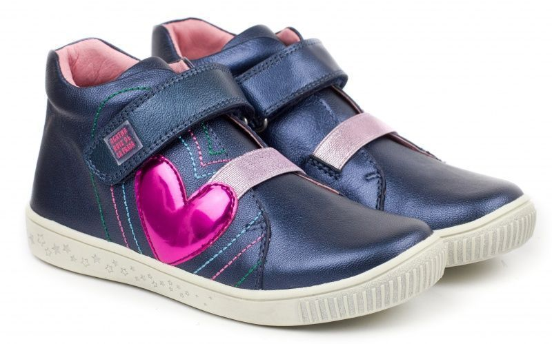 Купить Ботинки для детей AGATHA RUIZ DE LA PRADA черевики дит.дів. YV184, Синий