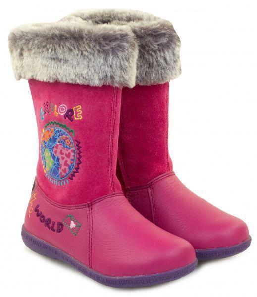 Сапоги детские AGATHA RUIZ DE LA PRADA чоботи дит.дів. YV195, Розовый  - купить со скидкой
