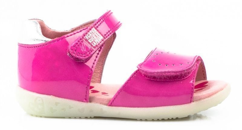 Сандалии детские AGATHA RUIZ DE LA PRADA YV197, Розовый  - купить со скидкой
