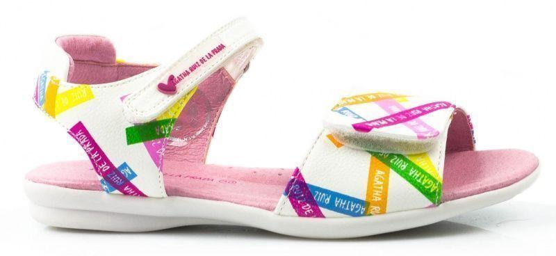 Купить Сандалии детские AGATHA RUIZ DE LA PRADA YV200, Многоцветный