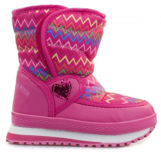 Купить Сапоги детские AGATHA RUIZ DE LA PRADA YV252, Розовый