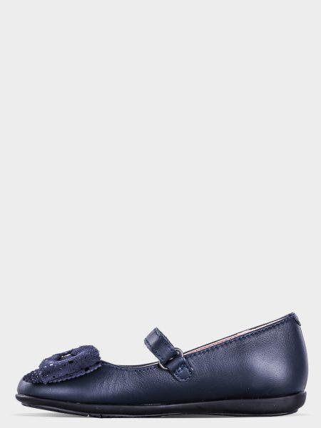 Балетки  для дітей Garvalin AZUL MARINO (SAUVAGE) 191600-B розмірна сітка взуття, 2017