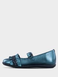 Балетки  для дітей Garvalin AZUL MARINO (METALCRIS) 191601-A брендове взуття, 2017