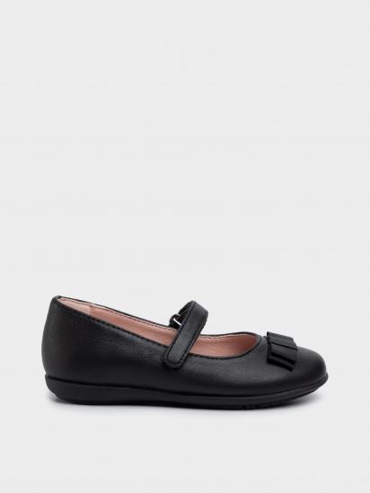 Балетки  для дітей Garvalin NEGRO (SAUVAGE) 191604-A ціна взуття, 2017