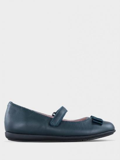 Балетки для детей Garvalin AZUL MARINO (SAUVAGE) YV299 брендовая обувь, 2017