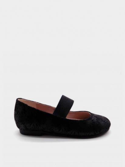 Балетки  для дітей Garvalin NEGRO (SERRAJE LAMINADO) 191614-A брендове взуття, 2017