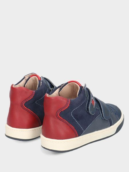 Ботинки детские Garvalin AZUL MARINO Y ATLANTICO (SERRA YV308 примерка, 2017