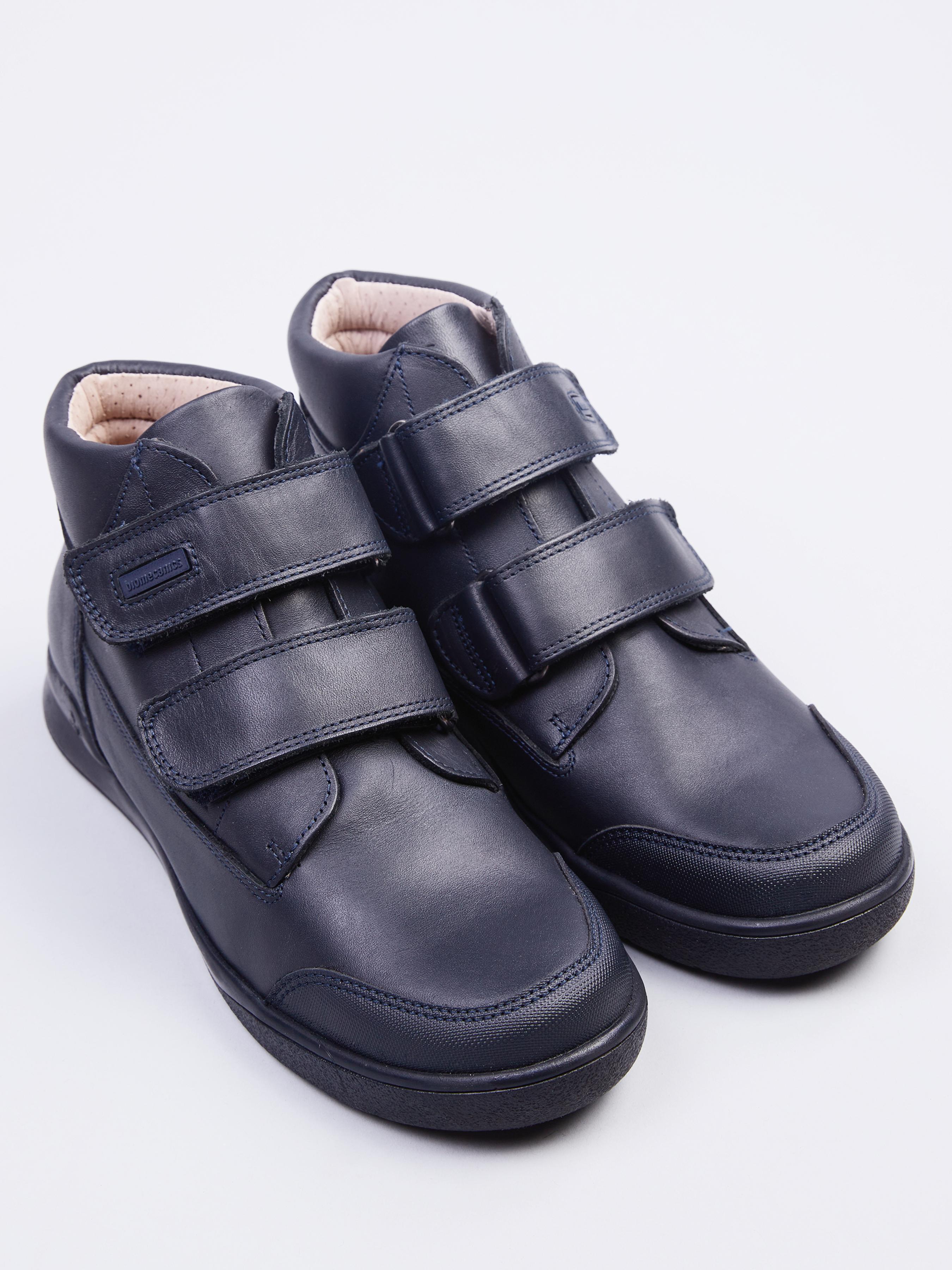 Ботинки для детей Biomecanics AZUL  MARINO (NAPA) YV322 модная обувь, 2017