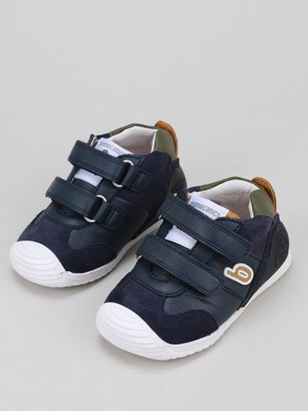 Ботинки для детей Biomecanics AZUL MARINO (SAUVAGE Y SERRAJE YV330 , 2017