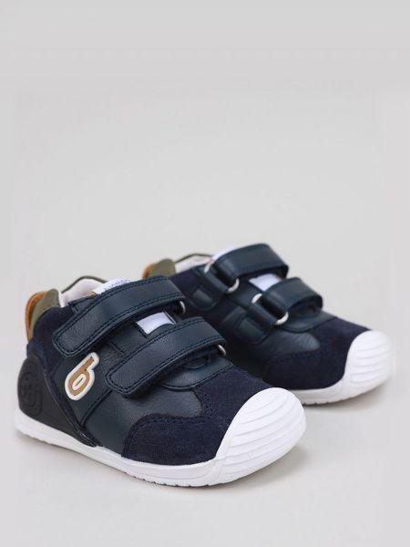 Ботинки для детей Biomecanics AZUL MARINO (SAUVAGE Y SERRAJE YV330 купить в Украине, 2017