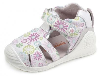 Босоножки для детей Biomecanics 182141-B купить обувь, 2017