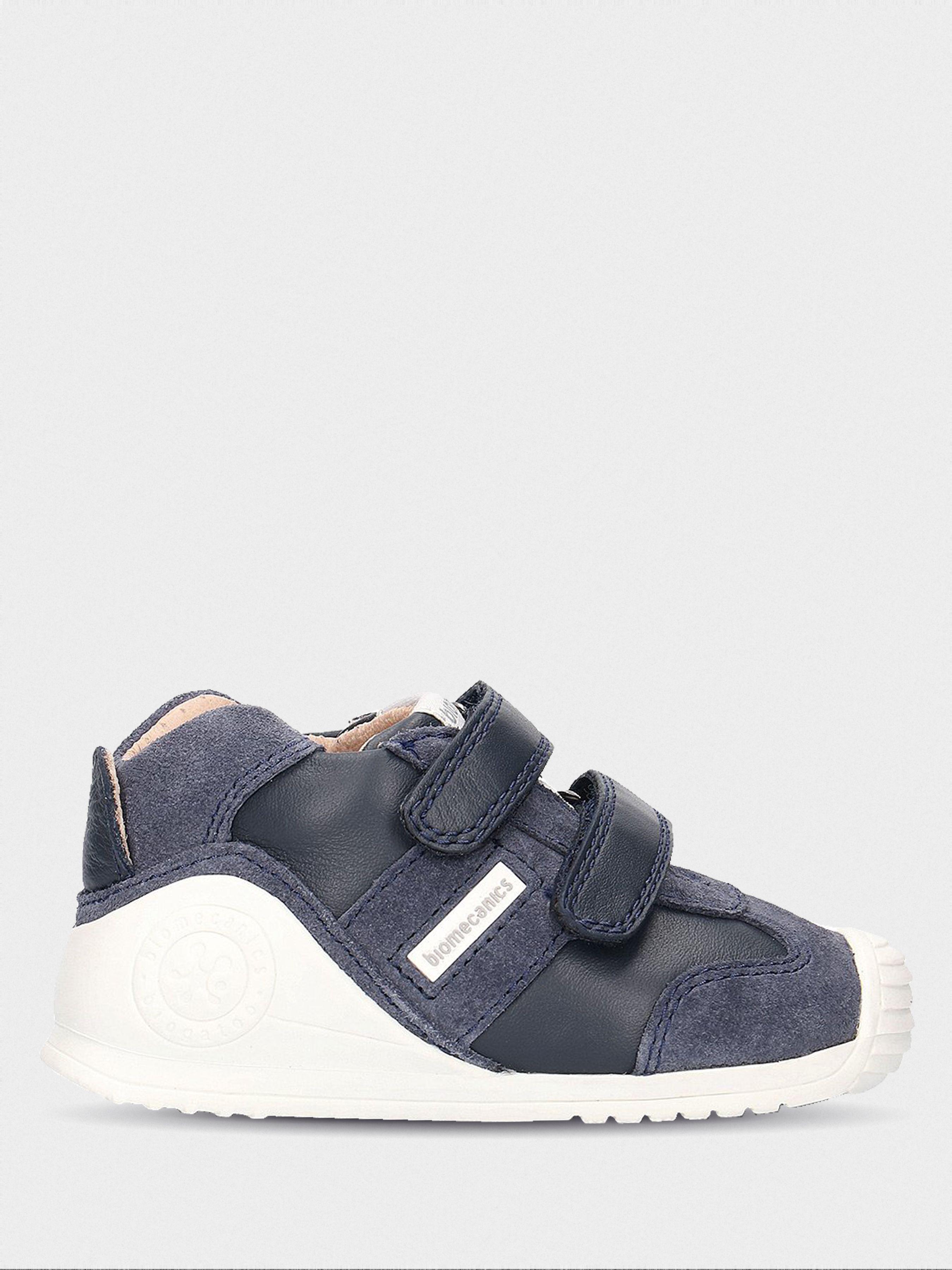 Купить Ботинки для детей Biomecanics YX105, Синий