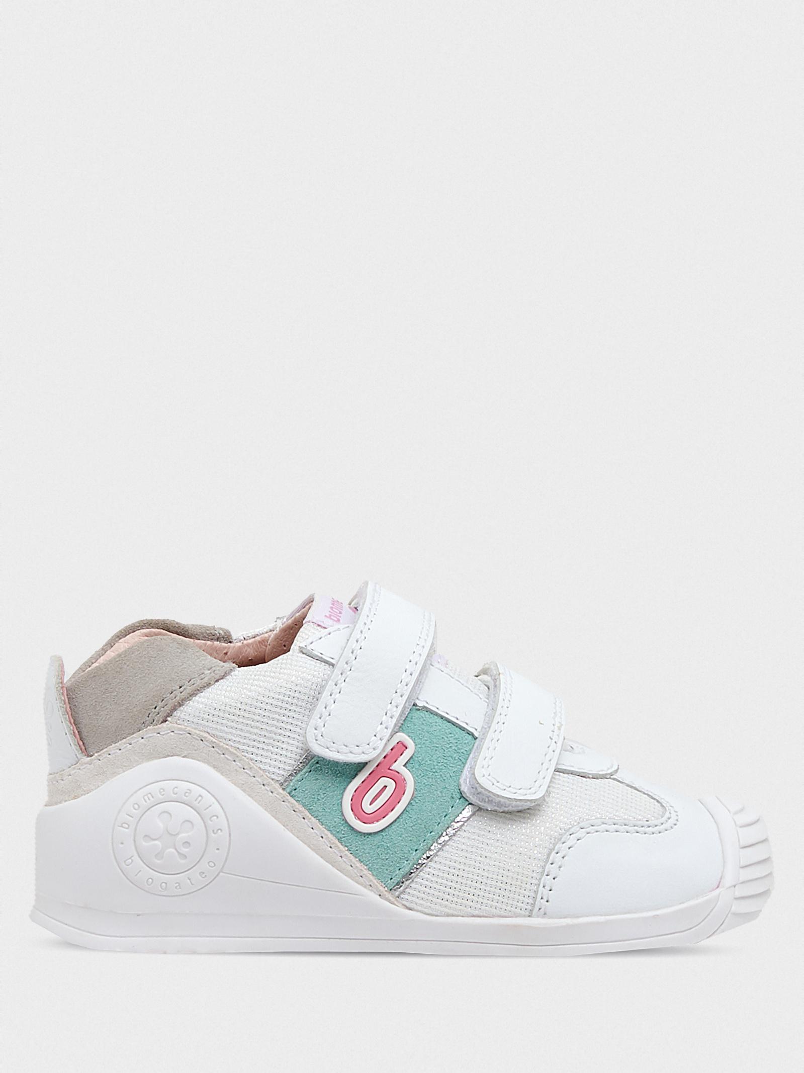 Полуботинки детские Biomecanics 202133-B купить обувь, 2017