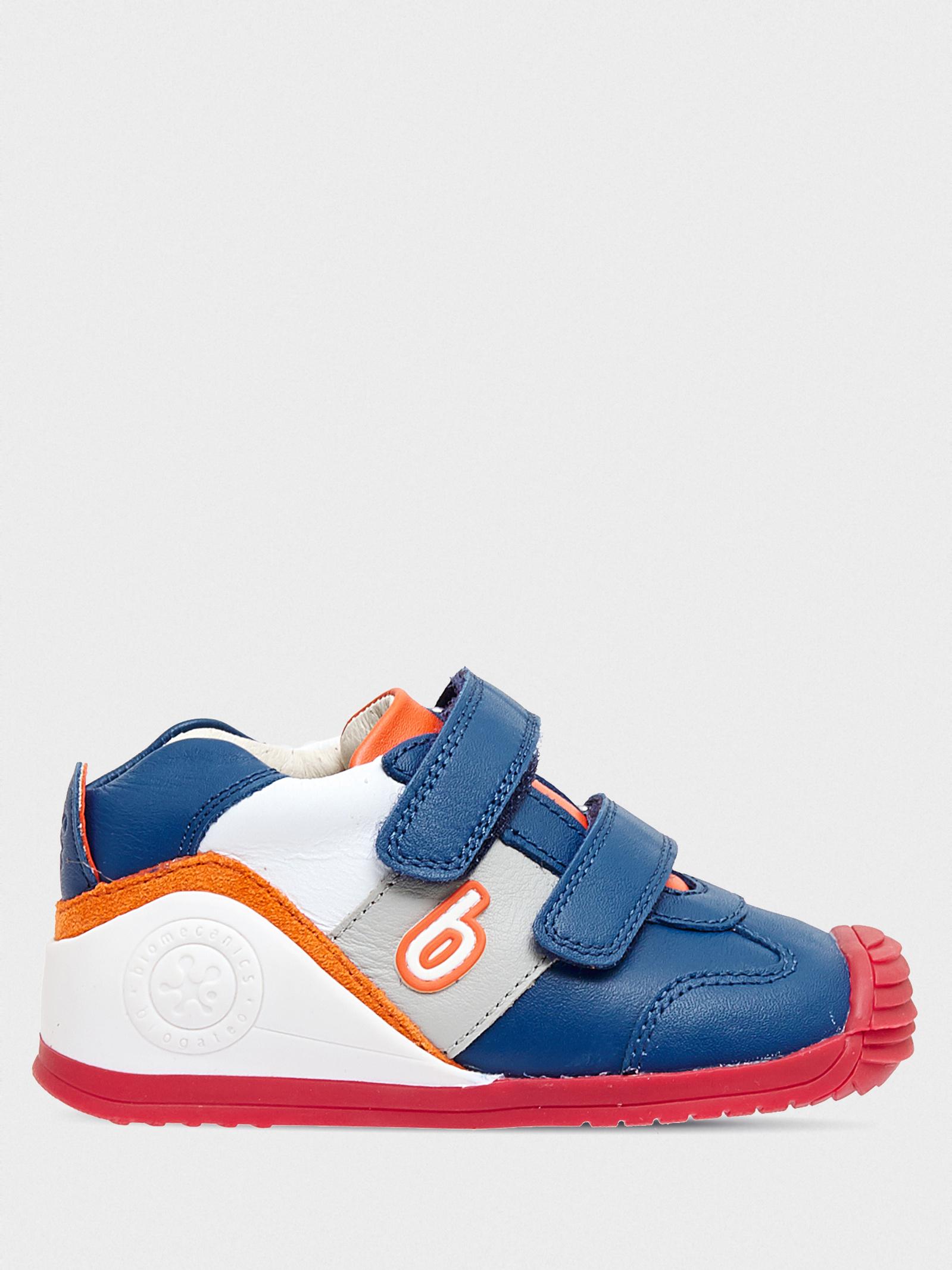 Полуботинки детские Biomecanics 202148-A купить обувь, 2017