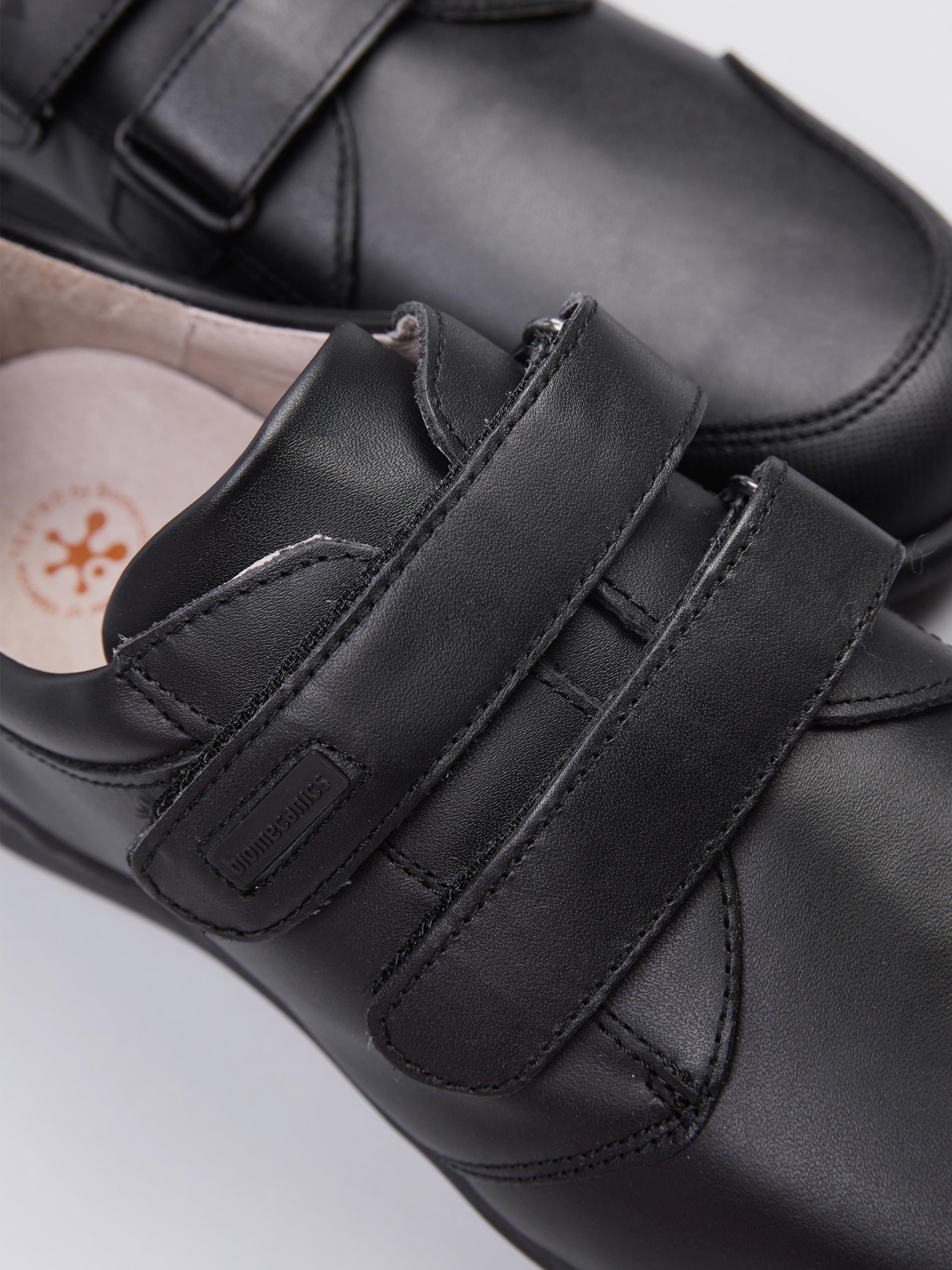Напівчеревики  дитячі Biomecanics NEGRO (NAPA) YX70 модне взуття, 2017