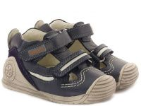 детская обувь Biomecanics синего цвета отзывы, 2017