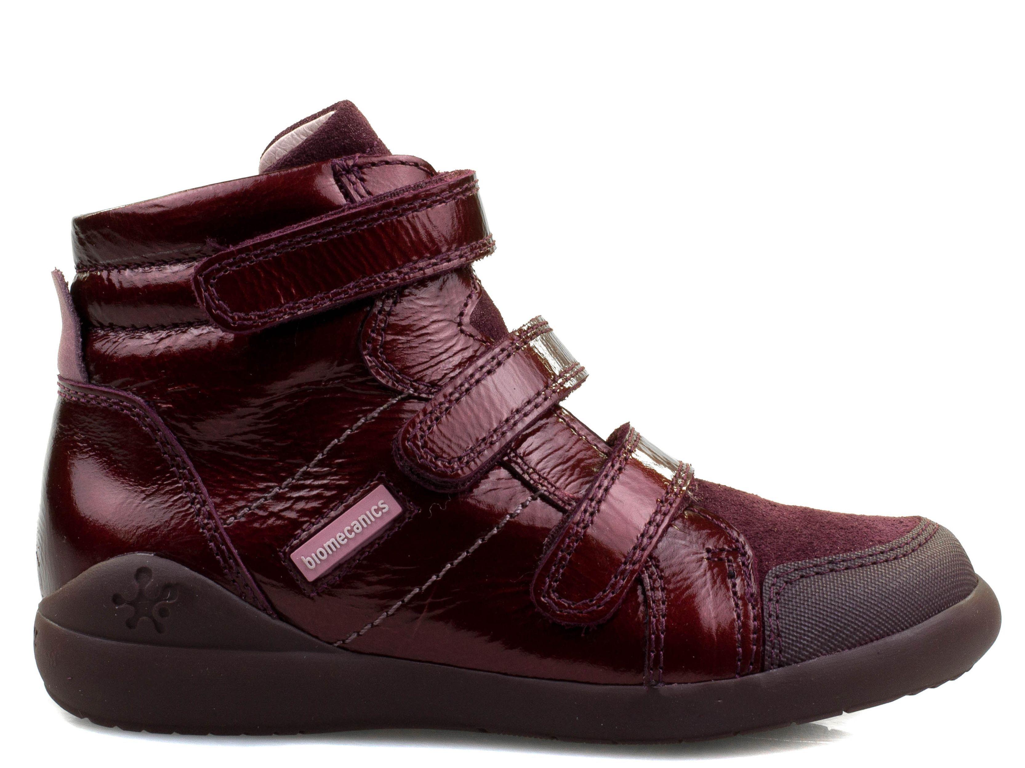 Купить Ботинки для детей Biomecanics YX97, Красный