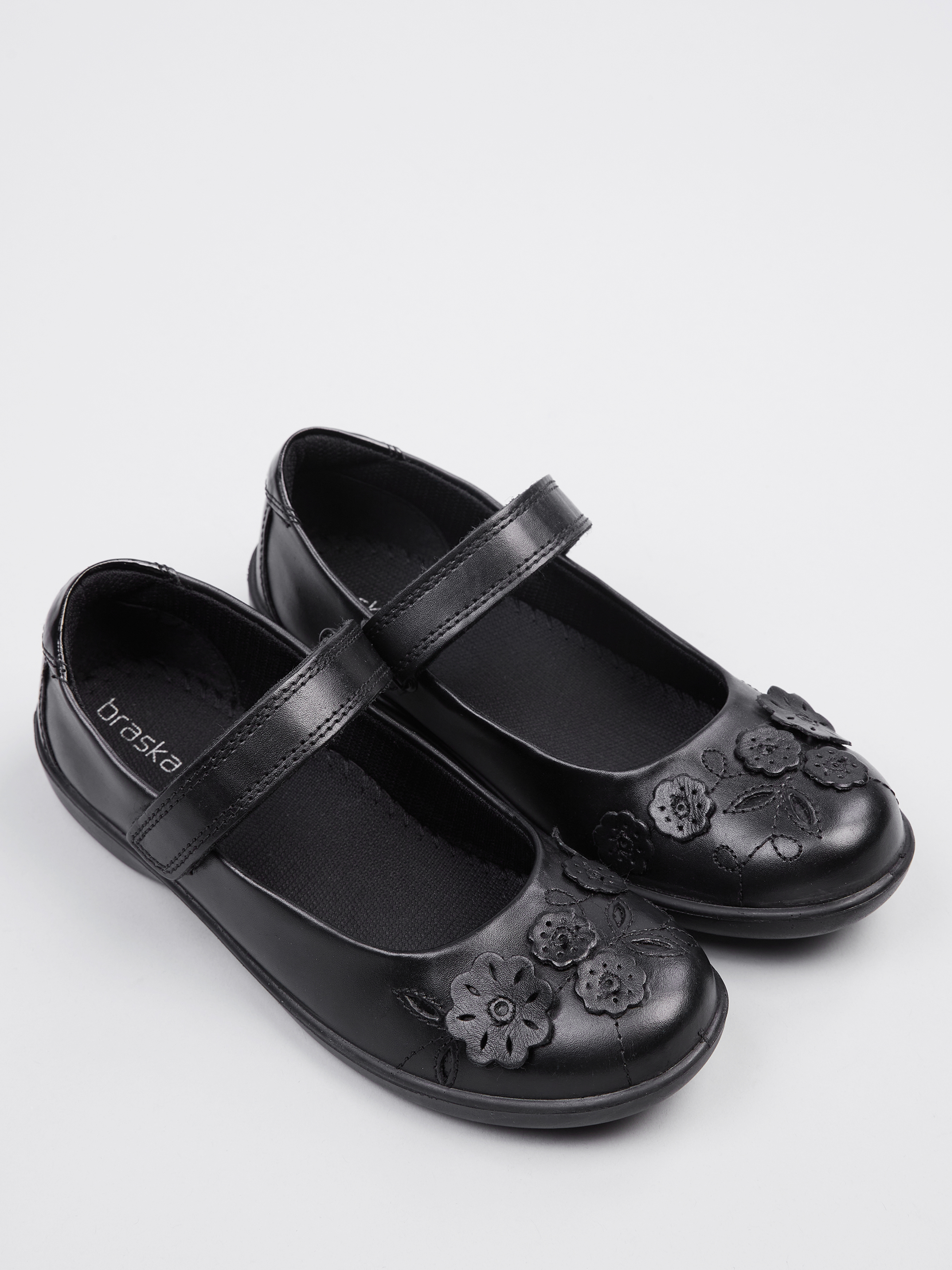 Балетки  для дітей Braska 933-9232/101 модне взуття, 2017