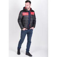 Куртка синтепонова чоловічі модель Z00126 відгуки, 2017