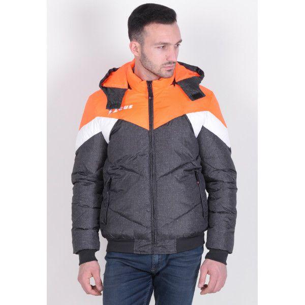 Куртка синтепонова чоловічі модель Z01018 якість, 2017