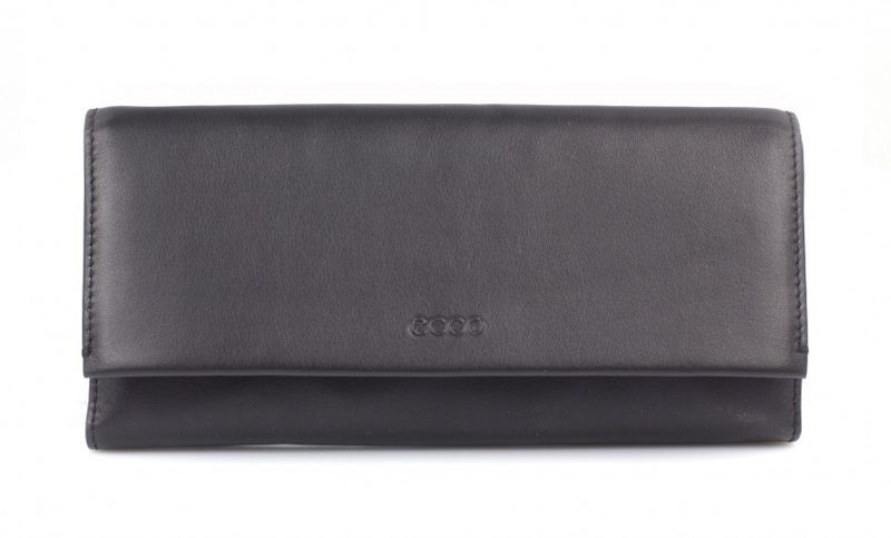 Купить Кошелек модель ZA1439, ECCO, Черный
