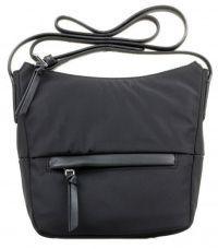 сумка чорна ZA1575 фото