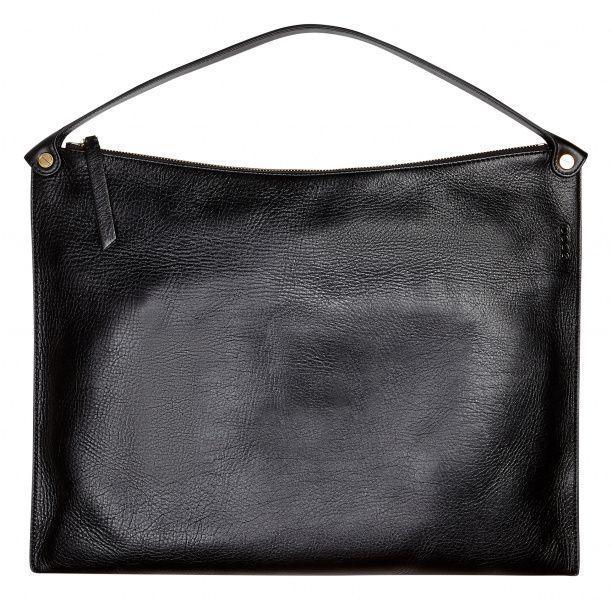 жіночі сумка ecco sculptured 9105166(90000) шкіряні фото 1