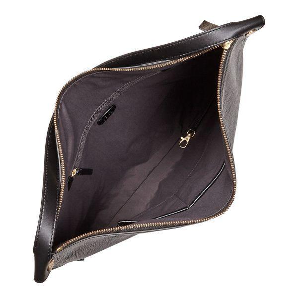 жіночі сумка ecco sculptured 9105166(90000) шкіряні фото 2