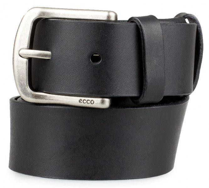 чоловічі ремінь ecco elias casual belt 9105191(90099) шкіряні