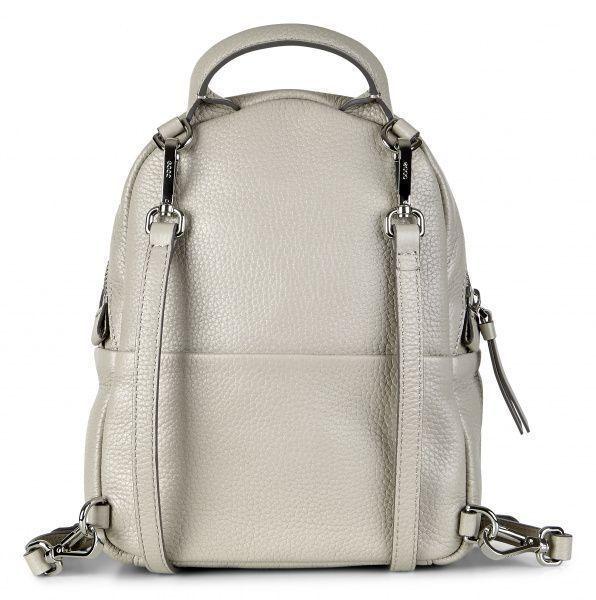 жіночі рюкзак ecco sp 3 9105170(90342) шкіряні фото 1