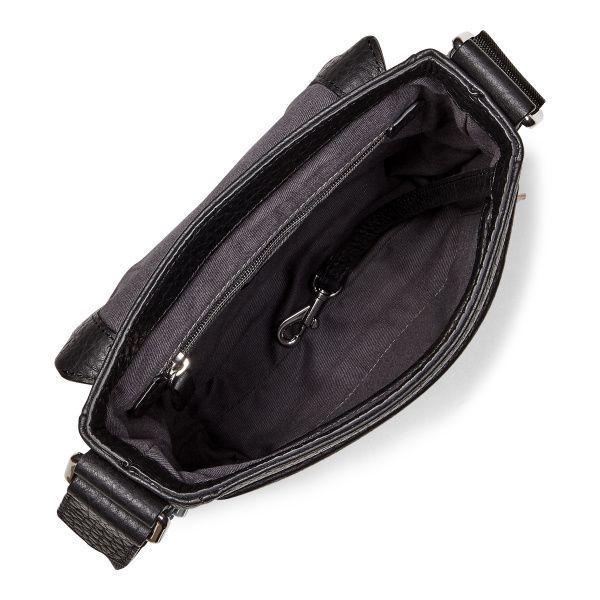 чоловічі сумка ecco mads 9105213(90000) шкіряні фото 2