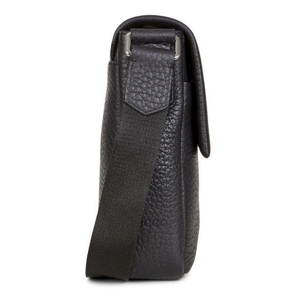 чоловічі сумка ecco mads 9105213(90000) шкіряні фото 3