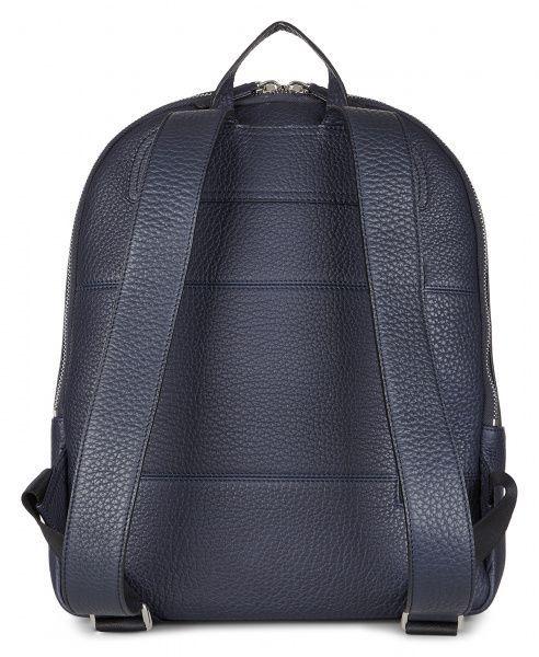 чоловічі рюкзак ecco mads 9105218(90689) шкіряні фото 1