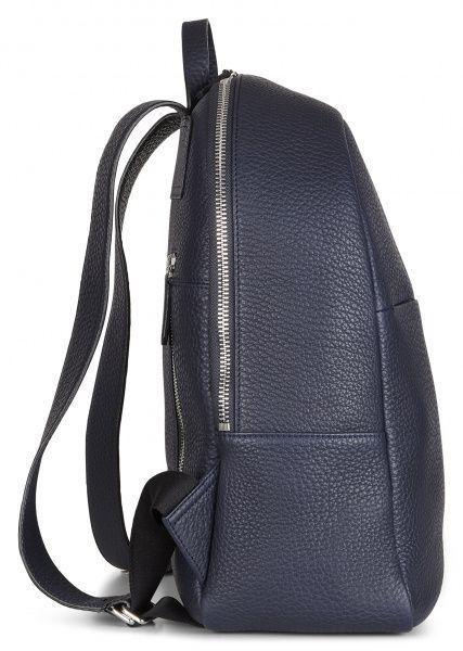 чоловічі рюкзак ecco mads 9105218(90689) шкіряні фото 3