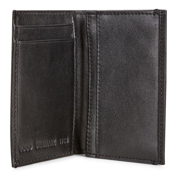 чоловічі гаманець ecco arne 9105304(90000) шкіряні фото 2