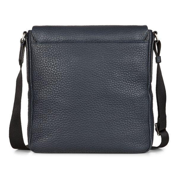 чоловічі сумка ecco mads 9105214(90689) шкіряні фото 1