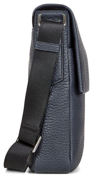 чоловічі сумка ecco mads 9105214(90689) шкіряні фото 3