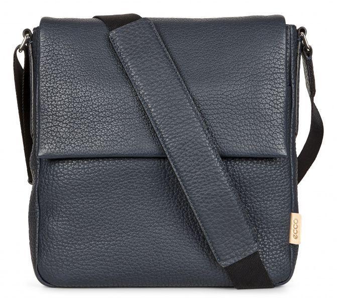 чоловічі сумка ecco mads 9105214(90689) шкіряні