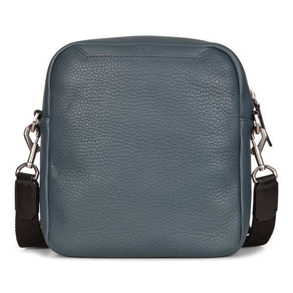 чоловічі сумка ecco eday l 9105034(90321) шкіряні фото 1
