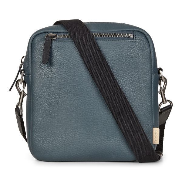 чоловічі сумка ecco eday l 9105034(90321) шкіряні
