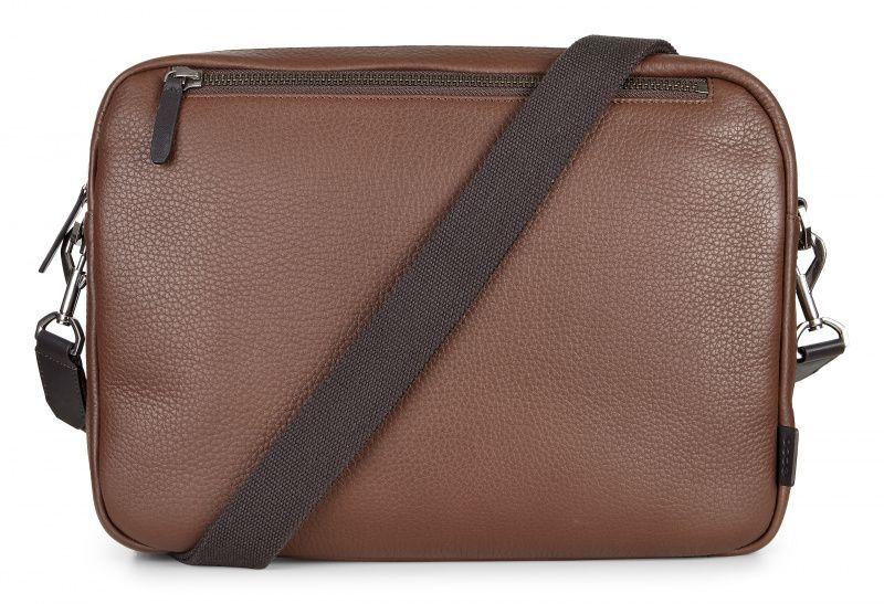 чоловічі сумка ecco eday l 9105035(90122) шкіряні фото 2
