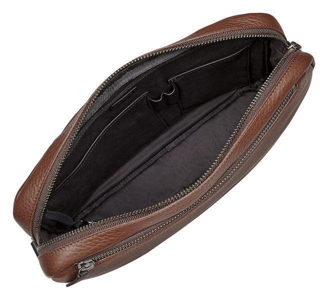 чоловічі сумка ecco eday l 9105035(90122) шкіряні фото 3