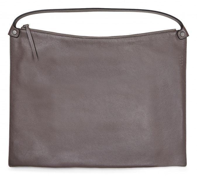 жіночі сумка ecco sculptured 9104978(90186) шкіряні фото 3