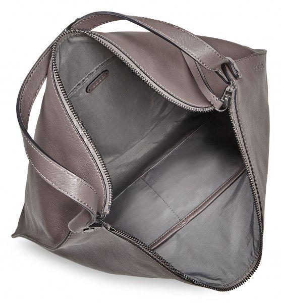 жіночі сумка ecco sculptured 9104978(90186) шкіряні фото 4