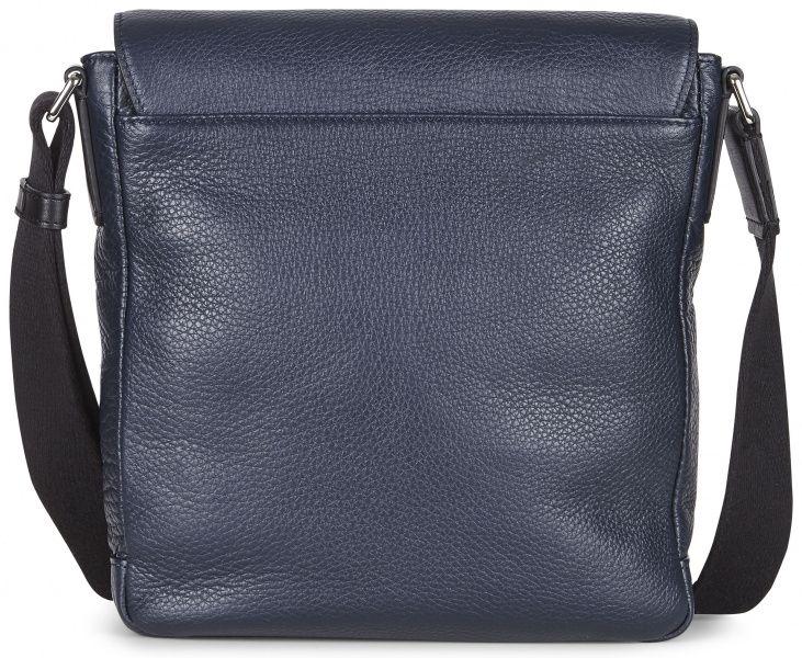 чоловічі сумка ecco jos 9104980(90011) шкіряні фото 1